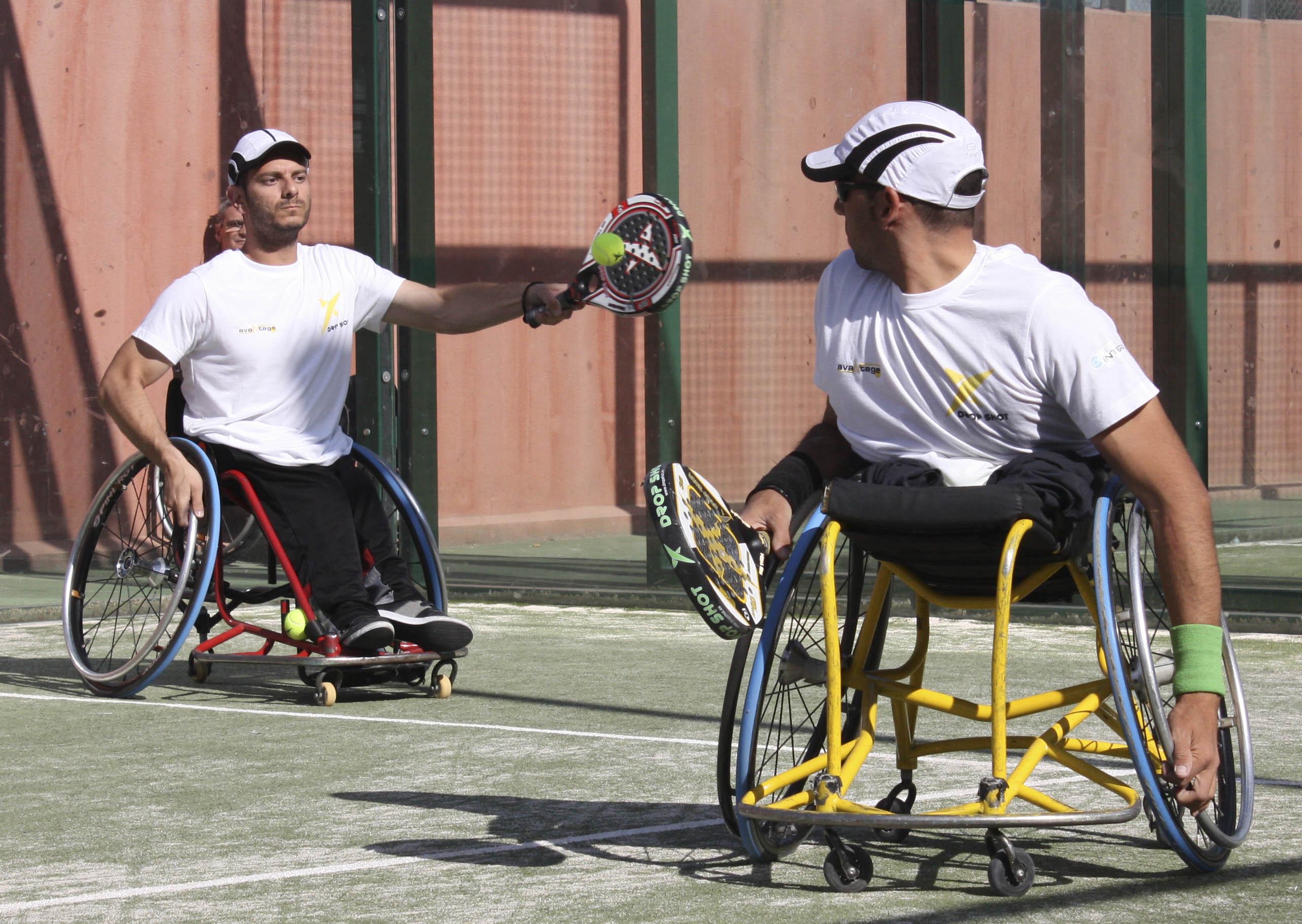 II Liga de Pádel en Silla de la Comunidad de Madrid – Getafe