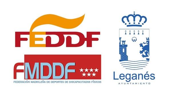 CAMPEONATOS DE ESPAÑA MULTIDEPORTE, 22 y 23 DE JUNIO (LEGANÉS)