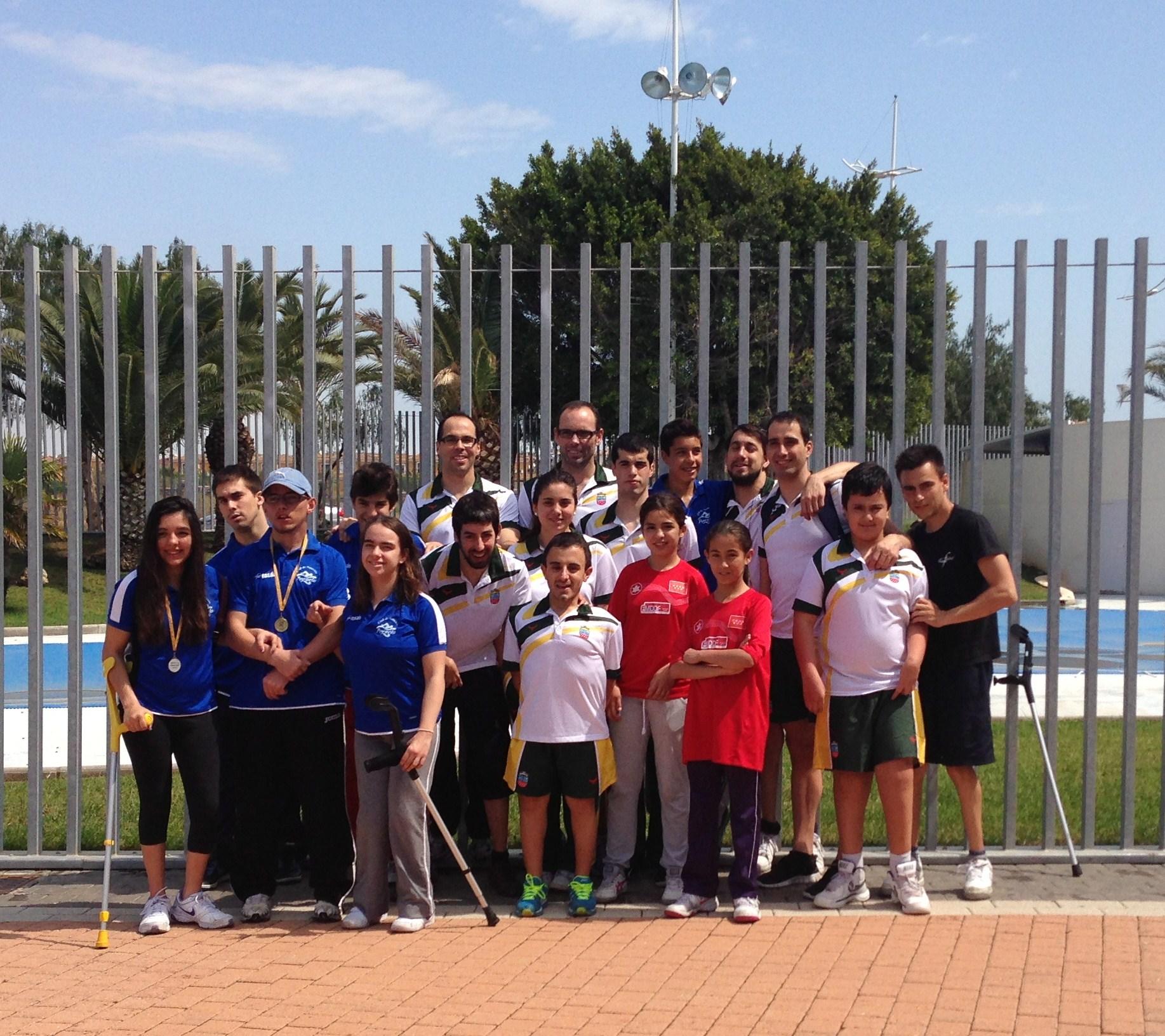 Gran participación de los nadadores madrileños en el Open Comunidad Valenciana 2013