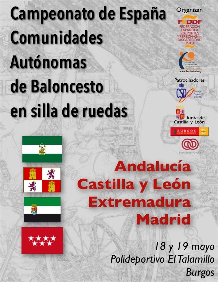 La Selección Madrileña de BSR juega este fin de semana el Campeonato de España de Comunidades Autónomas