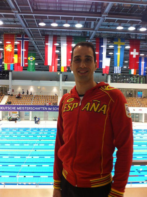 Dos oros y un bronce para Jaime Bailón en el Open Internacional de Berlín 2013