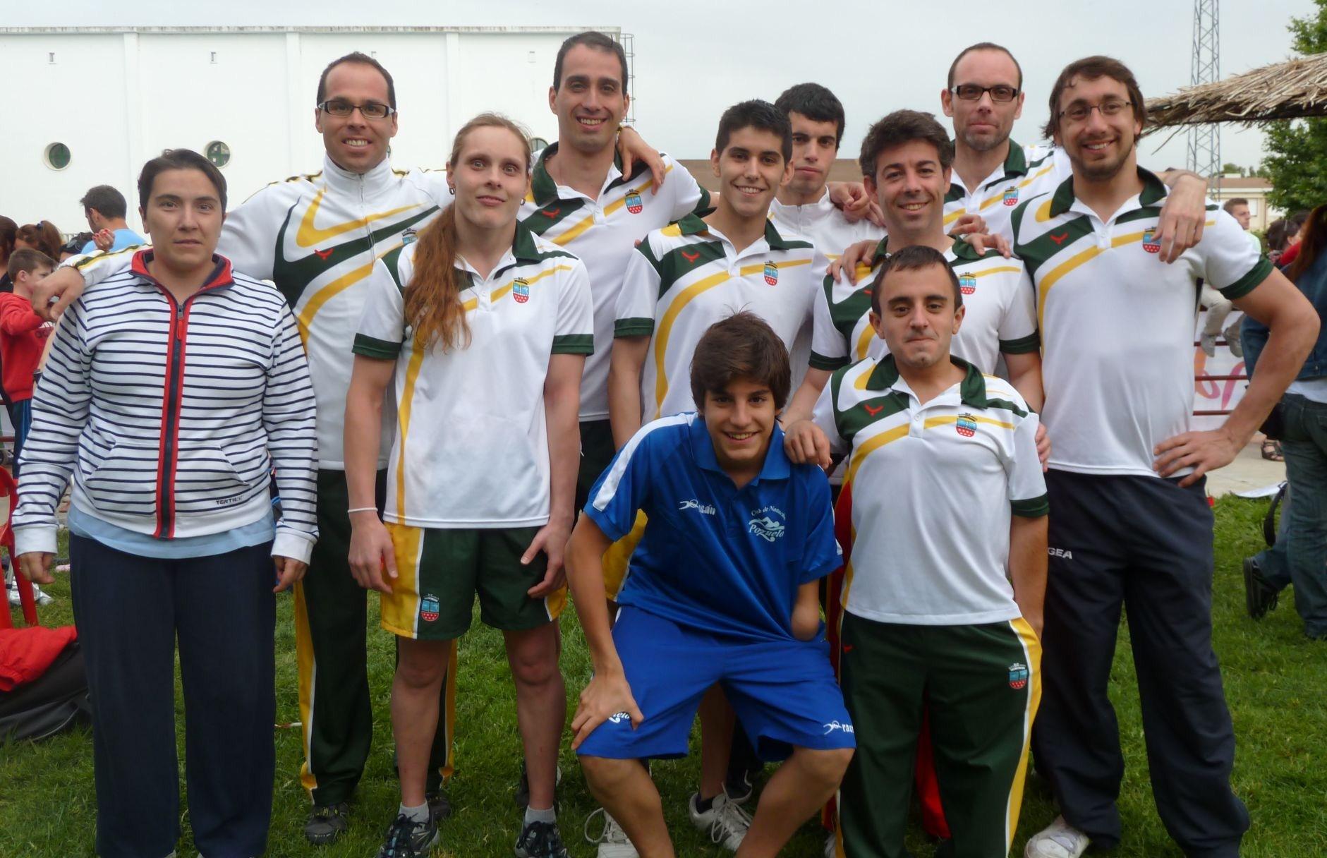 Buenos resultados de los equipos madrileños en el Campeonato de España por Clubs 2013