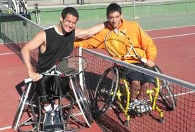 """La octava edición del Campeonato """"Ciudad de Getafe"""" devuelve su esplendor a este torneo pionero del tenis en silla en nuestra Comunidad"""