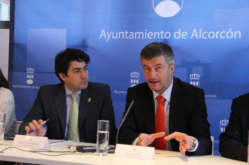 La FMDDF se compromete a colaborar con la Gran Recogida del Banco de Alimentos de Madrid