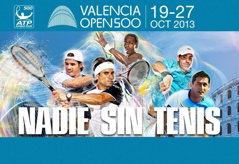 Tres tenistas madrileños compiten este fin de semana en el Master Nacional dentro del Valencia Open 500