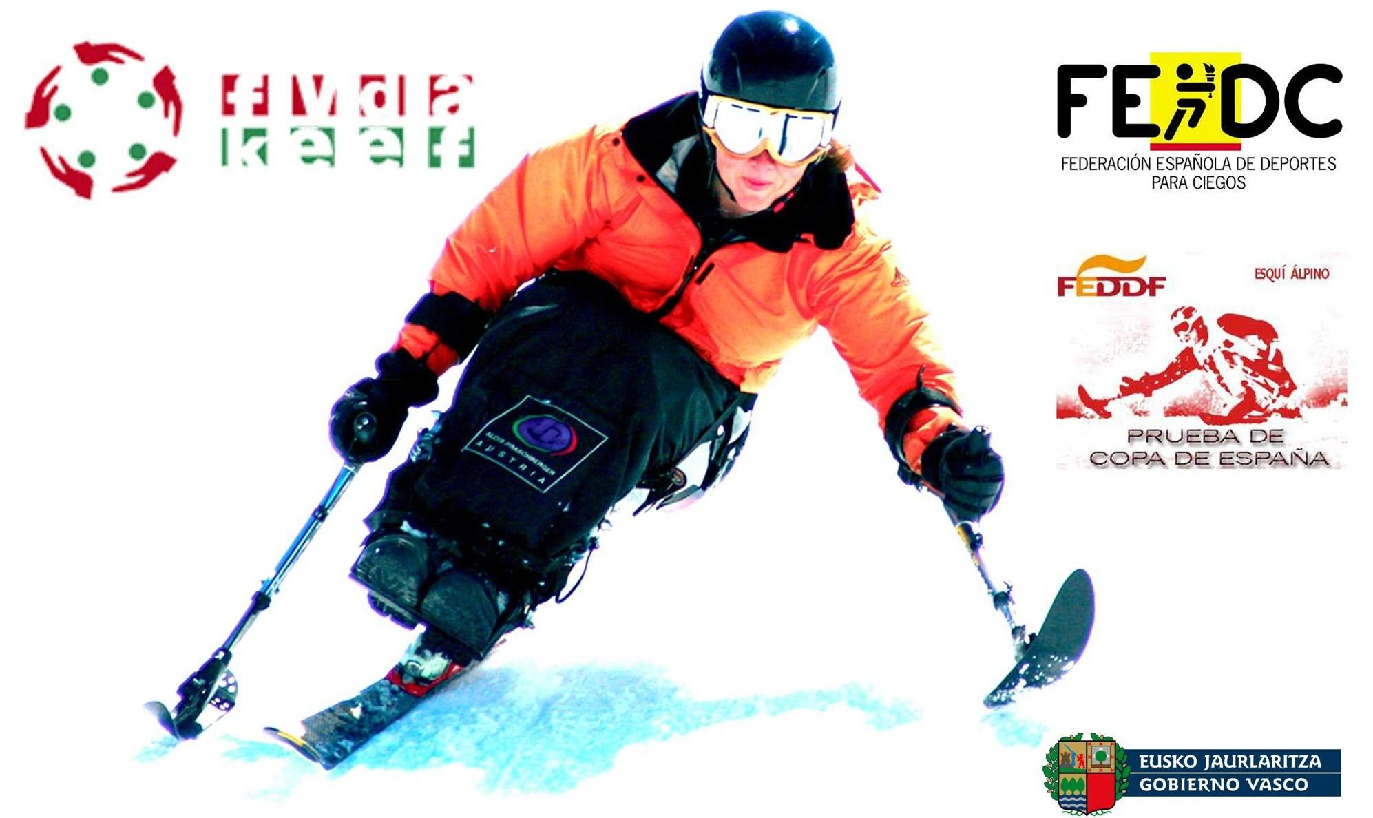 IV Campeonato de Euskadi de Esquí Adaptado / II Trofeo FVDA de Esquí Adaptado