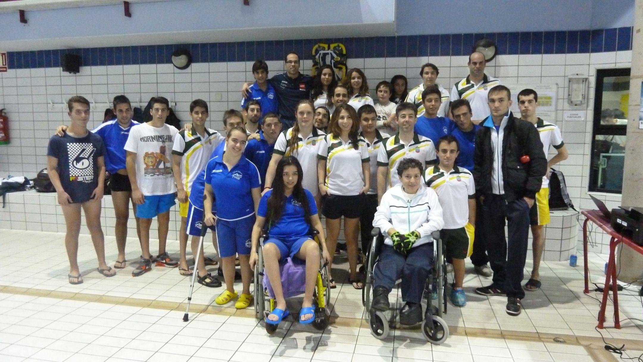 Buenos resultados para los nadadores madrileños en el III Open FMDPC-FUNDAR