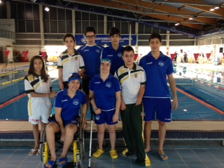 Excelentes registros de los jóvenes nadadores Madrileños en el Campeonato de España por edades