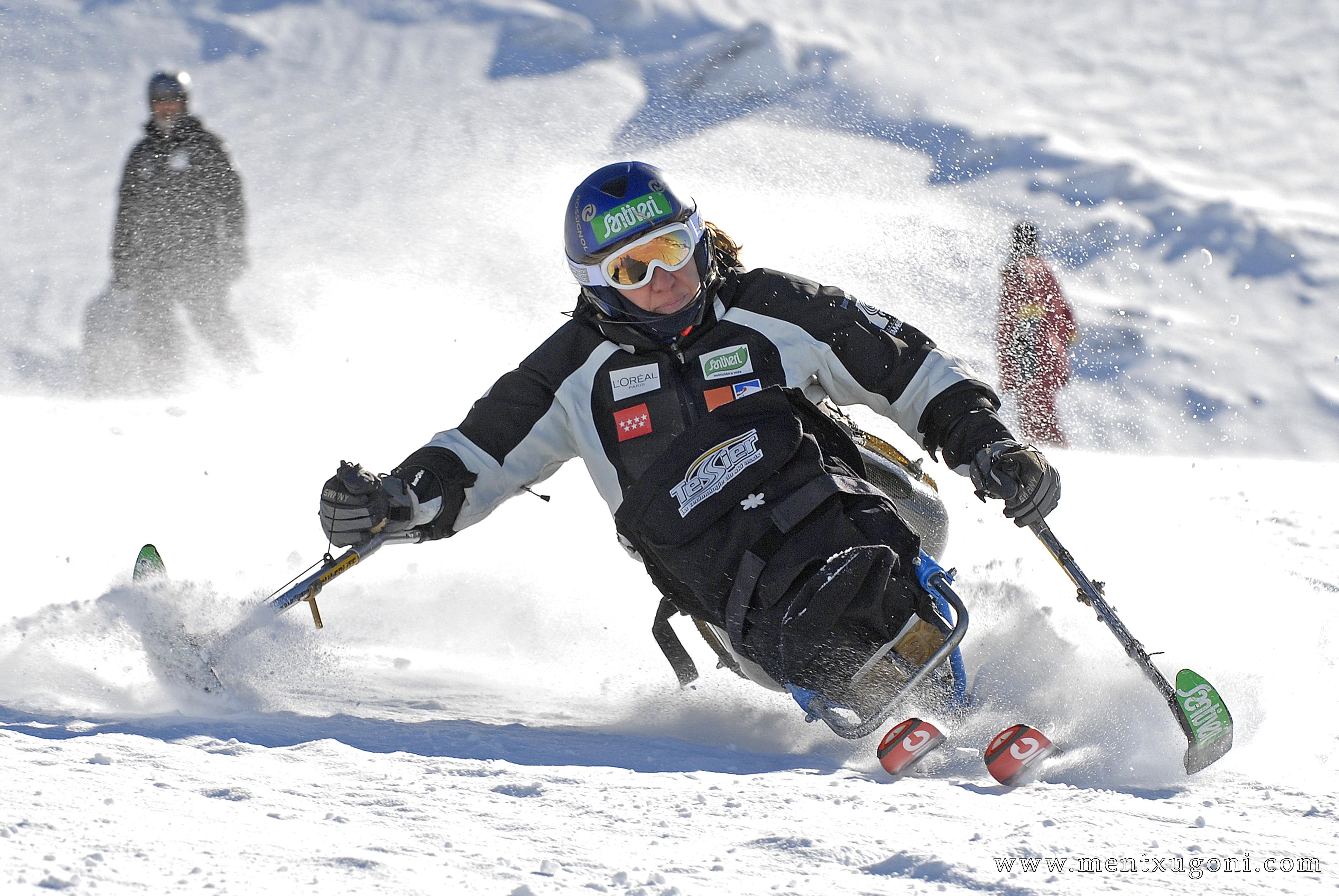 """Nathalie Carpanedo: """"El deporte aporta unos beneficios físicos y psicológicos que te hacen sentirte bien, y más después de una lesión"""""""