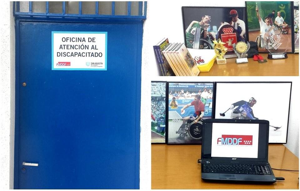 Ya está abierta la primera Oficina de Atención al Discapacitado de Madrid, en San Agustín del Guadalix