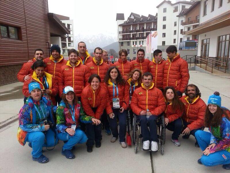 Los Juegos Paralímpicos de Sochi se clausuraron con unos destacados resultados de los deportistas Españoles