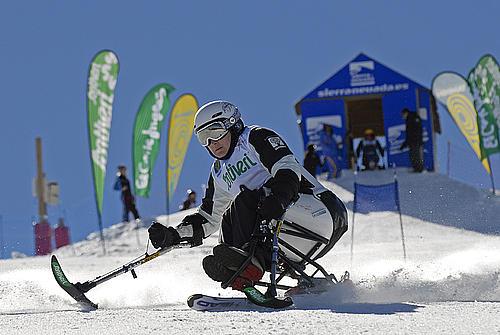 Noveno Trofeo Santiveri Sierra Nevada de esquí alpino adaptado, Copa de España y Campeonato Autonómico de Madrid