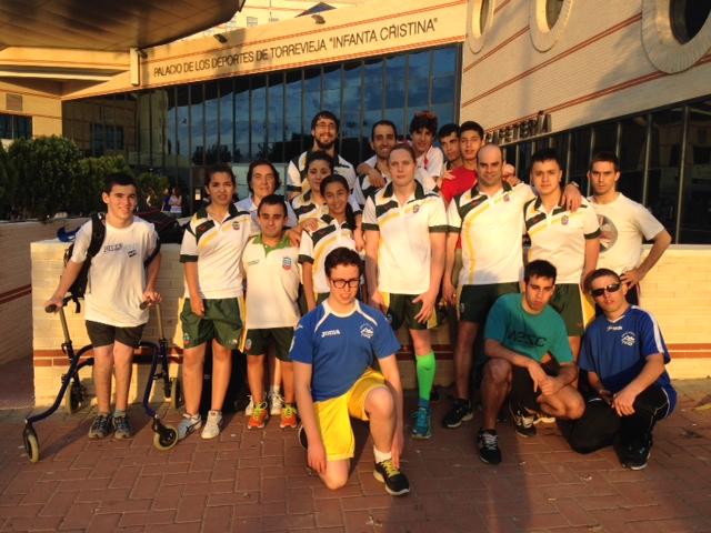 20 nadadores madrileños en el Open Comunidad Valenciana 2014