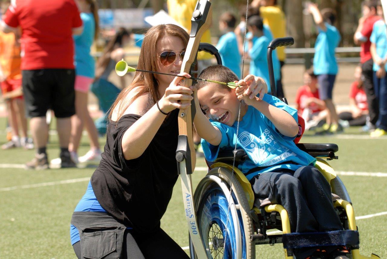 500 escolares de la Comunidad de Madrid compiten juntos por la inclusión