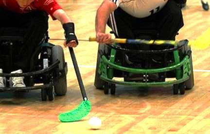 Alcobendas acogerá el Campeonato de Europa de selecciones nacionales de hockey en silla de ruedas eléctrica 2016
