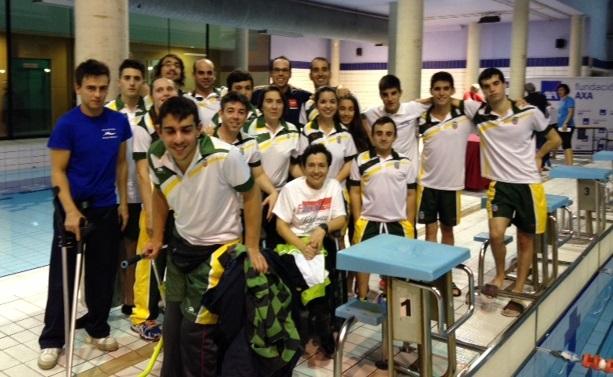 Comienza la temporada de natación en Rivas Vaciamadrid con el Open FMDPC-FUNDAR 2014