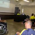 I Curso de formación de Árbitros de Balonmano en Silla de Ruedas (H.S.R.)