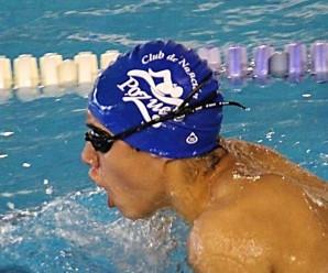 Los nadadores de la FMDDF, protagonistas de los ParaInclusivos