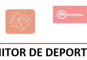 MONITOR DEPORTE ADAPTADO