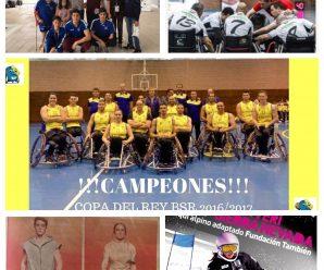 NATACION, CHAMPIONS BSR, ATLETISMO y ESQUÍ!!!