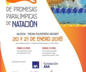 Campeonato de España AXA Promesas Paralímpicas 2018