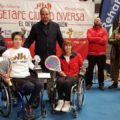 Las madrileñas Marival Fernández y Diana Cantalejo se imponen en la Copa de España de Padel en silla de Getafe