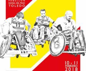 El próximo fin de semana le toca al rugby en silla de ruedas