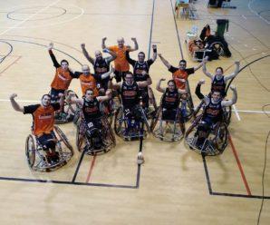 Legabasket consigue la primera victoria oficial de su corta historia
