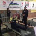 José Manuel Abud, Campeón de España de Powerlifting