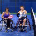 La madrileña Diana Cantalejo lidera el ranking de pádel en silla