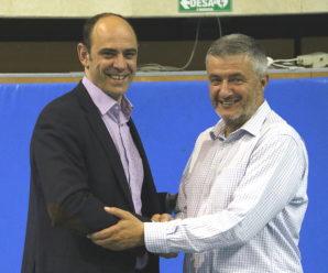 La FMDDF y la FMBM impulsarán el balonmano en silla de ruedas