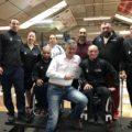Madrid, campeona de España de powerlifting