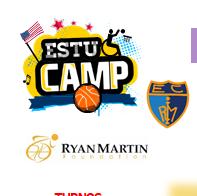 Plazas abiertas para el EstuCamp de Ryan Martin