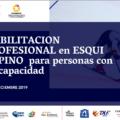 CURSO FORMACIÓN ENTRENADORES ESQUÍ ALPINO