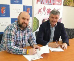 Acuerdo con el Ayuntamiento de Brunete