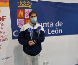 El madrileño Sainz-Trápaga, bronce en la Copa de España de esgrima