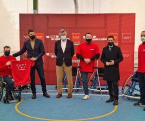 La Comunidad de Madrid mantiene su decidido apoyo al deporte adaptado