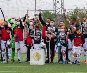 Revive con las mejores imágenes el Campeonato de España de Fútbol para amputados