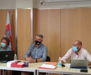 La Federación realiza la Asamblea General  de Socios de la Temporada 2020-2021